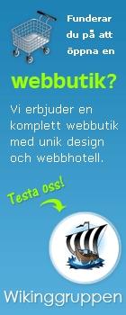 Webbutik för effektiv e-handel